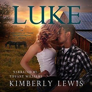 Luke audiobook cover art