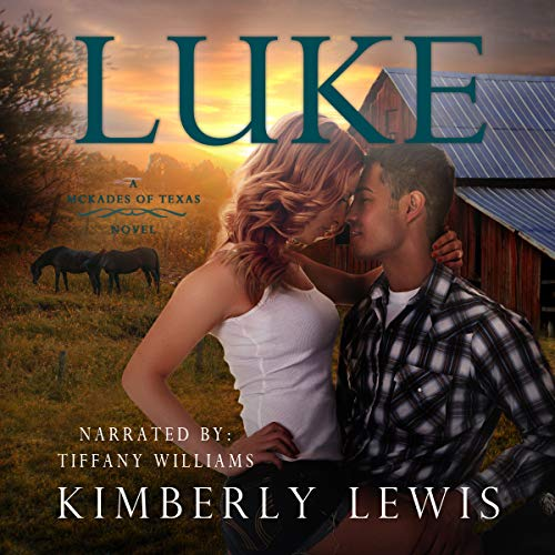 Luke audiobook cover art