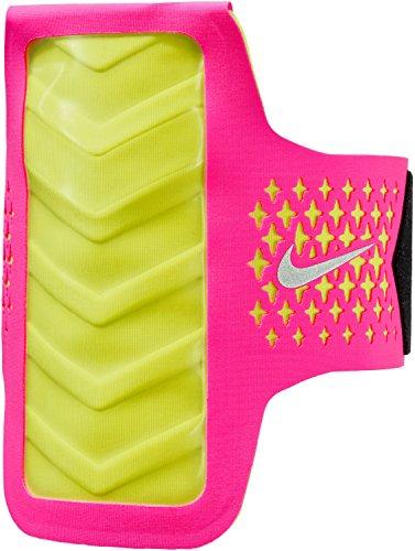 Nike Women's Diamond Armband/Compatible w/iPhone 5 (Hyper Pink/Volt)