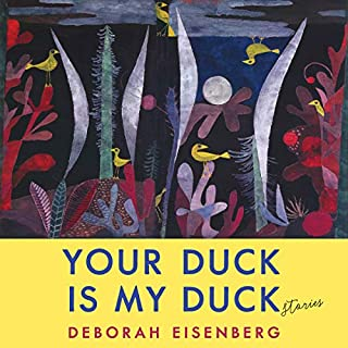 Your Duck Is My Duck audiobook cover art
