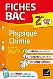 Fiches bac Physique-Chimie 2de - Nouveau programme de Seconde 2019-2020