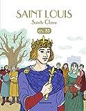 Saint Louis, Sainte Claire, en BD (Filotéo BD)