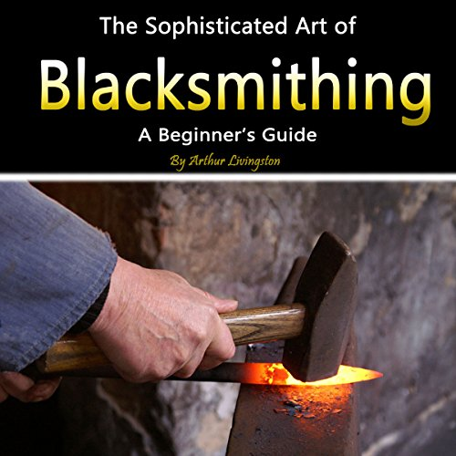 Blacksmithing audiobook cover art