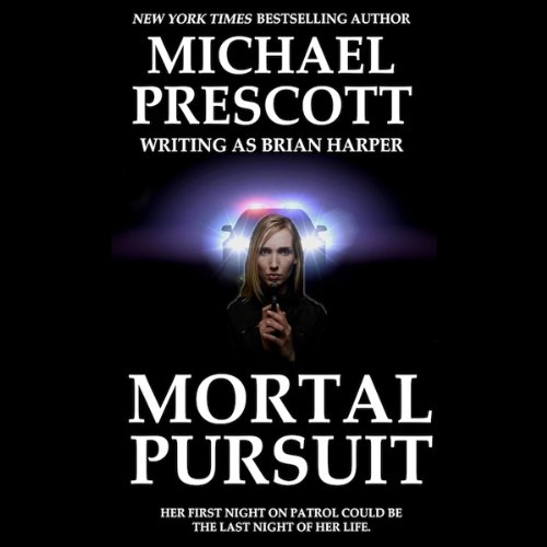 Mortal Pursuit audiobook cover art