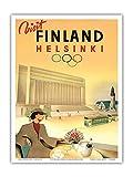 Besuchen Helsinki, Finnland - Olympische Sommerspiele 1940