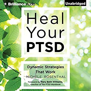 Heal Your PTSD audiobook cover art
