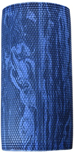 EVA Schaumstoffrolle (feuchtigkeits- und bakterienabweisend), Trainingsrolle - Pilates, Physio, Yoga, Fitness, 31 x 15 x 15 cm