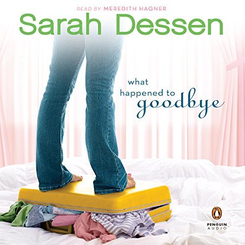 What Happened to Goodbye audiobook cover art