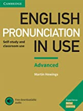English Pronunciation in Use Advanced. Book with Answers and Downloadable Audio.
