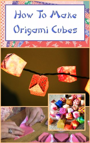 How To Make Origami Cubes (English Edition)