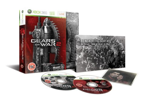 Gears Of War 2 Limited Collectors Edition (Xbox 360)