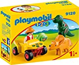 Playmobil 9120 - Dinoforscher mit Quad