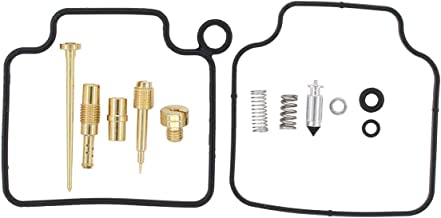 MOTOKU Carburetor Repair Carb Rebuild Kit for Honda Rebel 250 CMX 250C 1985-2012