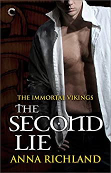 The Second Lie (Immortal Vikings Book 2) by [Anna Richland]