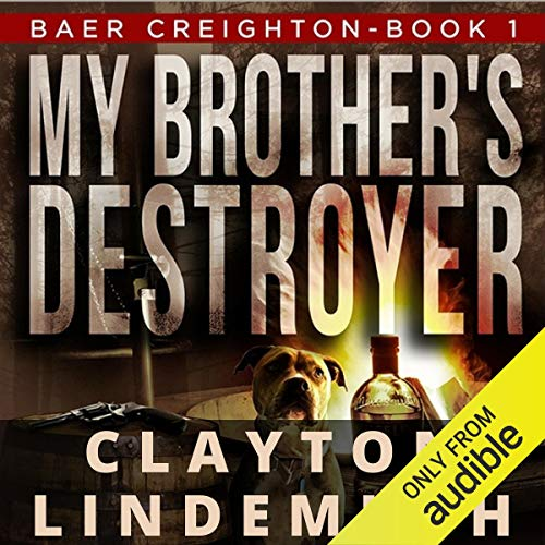 My Brother's Destroyer audiobook cover art