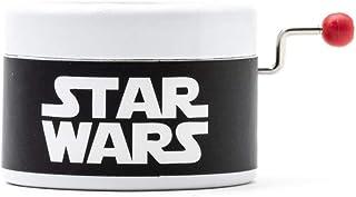Piccolo carillon a manovella Star Wars Guerre stellari. Tema principale.