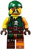 Lego Sqiffy Pirate Skybound Minifigure Loose Ninjago 70594 by LEGO