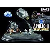 アポロ11号  CSM&LM 月面ベース
