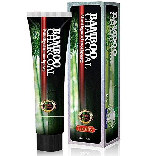 Toulifly Bambus Aktivkohle Whitening Zahnpasta