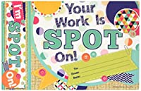 Your Work Is Spot On Bookmark Award