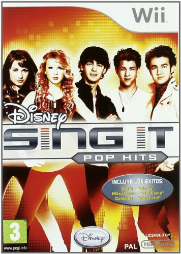 Disney Sing It Pop