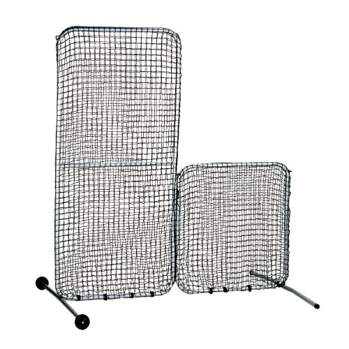 Franklin Sports MLB L-Frame Protective Screen, 78 Inch X 72 Inch