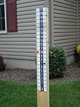 Midwest-Masterpiece Upright Magnetic Scoreboard Bocce Ball or Cornhole Bag Toss or Frisbee Game