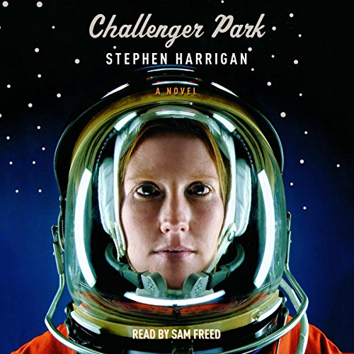 Challenger Park audiobook cover art