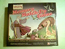 The Children's Discovery Bible Memory Match-Up Game