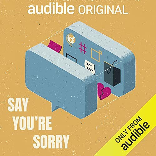 Say You're Sorry Podcast with Lux Alptraum, Siona Peterous cover art