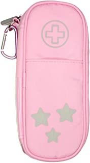 AllerMates Children's Newly Redesigned Medical Allergy Kids Carrying Case for EpiPen or Auvi-Q, and Benadryl (Starlit))