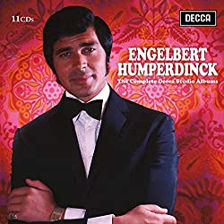 Engelbert Humperdinck The Complete Decca Studio Albums [11 CD Box Set]