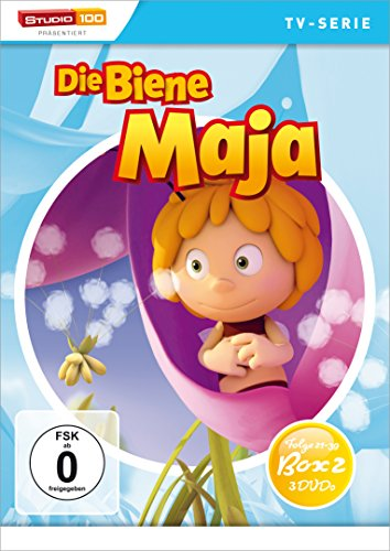 Die Biene Maja - Box 2, Folge 21-39 [3 DVDs]