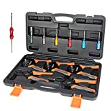IWISS Automotive Wiring Crimping Tool Kit for Deutsch open&closed...