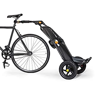 Burley Travoy, Compact Folding Cargo Bike Trailer (B083XFXKRZ) | Amazon price tracker / tracking, Amazon price history charts, Amazon price watches, Amazon price drop alerts