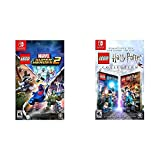 LEGO Marvel Superheroes 2 - Nintendo Switch & LEGO Harry Potter: Collection - Nintendo Switch