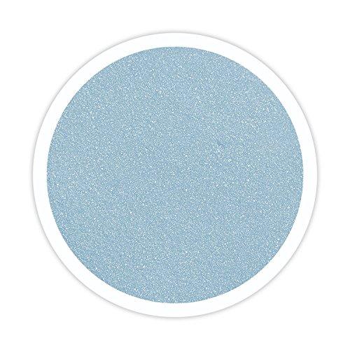 Sandsational Sparkle Ice Blue Unity Sand, 22 ounces, Colored Sand for Weddings, Vase Filler, Home Décor, Craft Sand