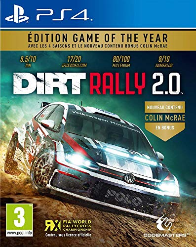 Dirt Rally 2.0 - Edition Game Of The Year