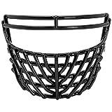 Schutt Sports ROPO DW XL STG Super Pro Carbon Steel Football Faceguard, Black