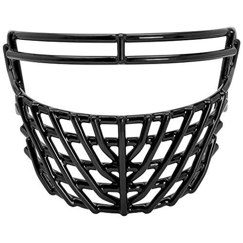 Schutt Sports ROPO DW STG Super Pro Carbon Steel Specialty Varsity Faceguard, Black