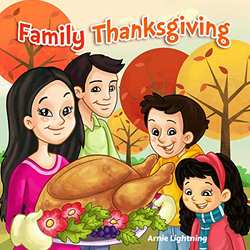 Family Thanksgiving audiobook cover art