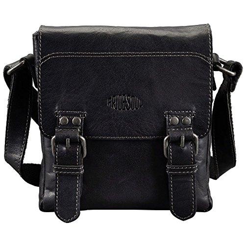 Pride and Soul Postbag S Umhängetasche, Dark Charcoal