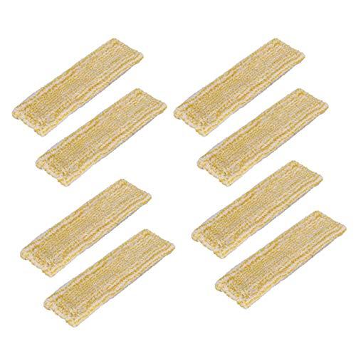 Varadyle 8 Piezas de PaaO de Microfibra de Fregar para Karcher WV2 WV5 Accesorios de Reemplazo de la MáQuina de Limpieza de Ventanas para Casa