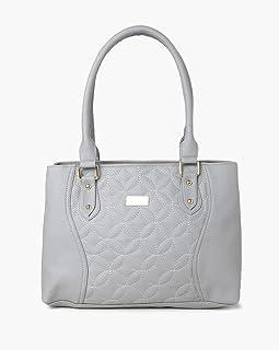 Nelle Harper PU Leather Latest Fashion Handbags for Women's (Purple)