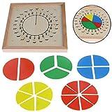 Xuniu Juguete Educativo Material Montessori, Juguete Educativo del Marcador...