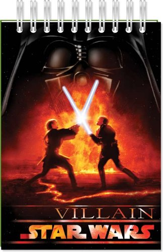 Anker - Ankswan - Fourniture Scolaire - Carnet Spirale A6 - Star Wars