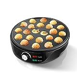 N / A Horno multifunción Antiadherente para el hogar, Mini gofres, Platos utilizados para Huevos fritos, Filete Frito, takoyaki, Cake Pops, Grill Maker