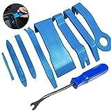 Manelord 内張り剥がし パネルはがし 内装はがし 樹脂製 クリップクランプツール9点セット