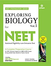 Exploring Biology - Vol. 1 for Medical Entrances CBSE AIPMT,AIIMS,UP CPMT,MANIPAL,KCET WB JEE,MH-CET,BCECE,EAMCET OJEE & all other National & Regional ... [Paperback] [Jan 01, 2016] SUDHAKAR BANERJEE