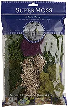 SuperMoss  23310  Moss Mix Preserved 2oz  110 Cubic Inch
